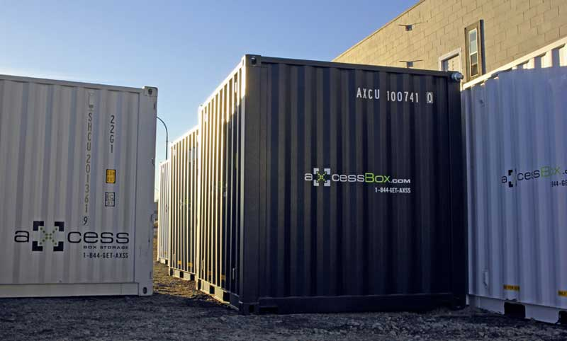 Rent-To-Own Storage Containers