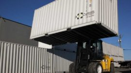 Axcess Box Shipping containers Vancovuer