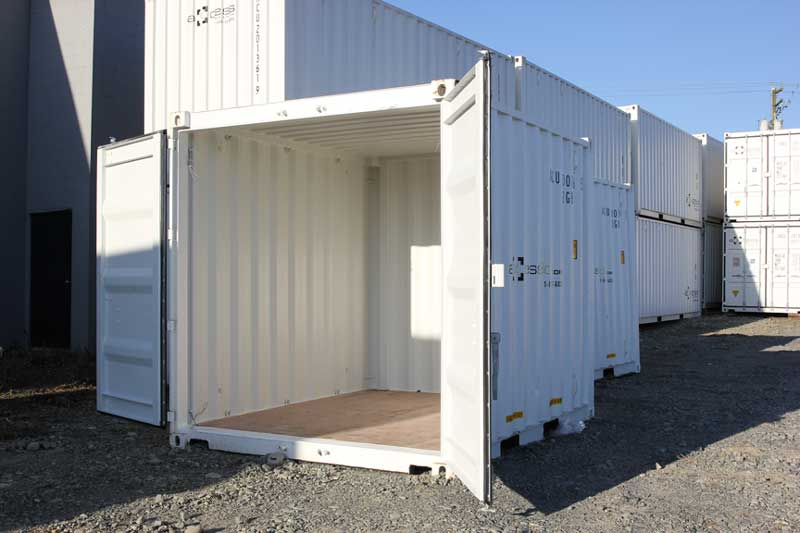 Rent to Own Mobile Storage Containers for Businesses