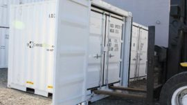 Sizes Axcess Box Shipping containers