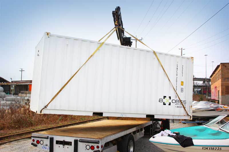 axcess Box Shipping containers For sale