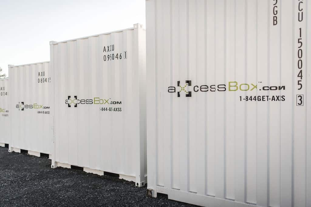 Axcess box storage for sale shipping containers
