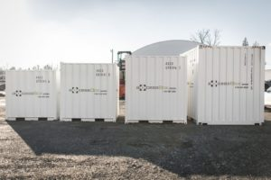 Axcess box storage Steel shipping containers