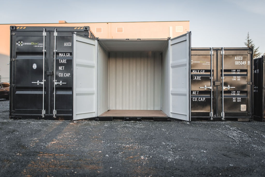 Axcess box storage buy abbotsford shipping containers