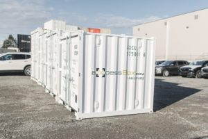 Axcess box storage for sale bc shipping containers
