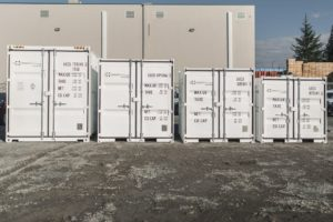 Axcess box storage for sale vancouver shipping containers