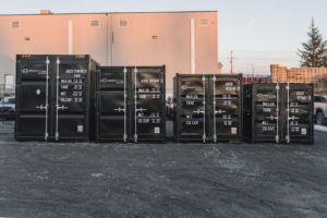 Axcess box storage rent mississauga shipping containers