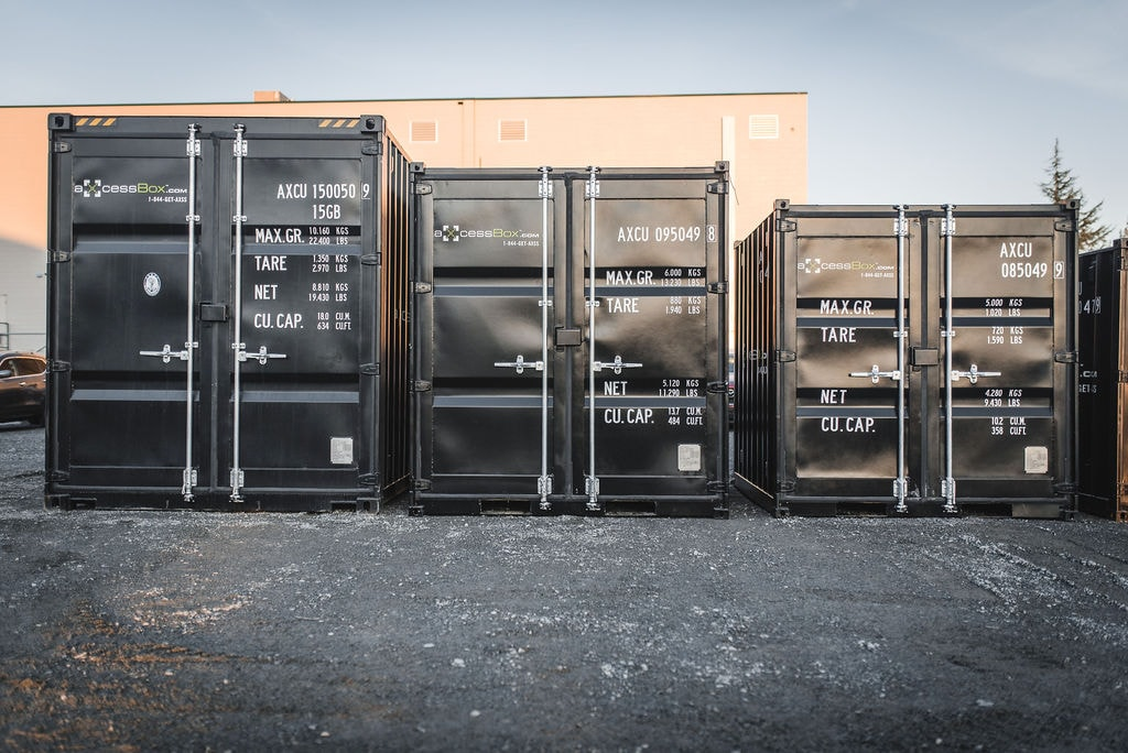 Axcess box storage rent to own bc shipping containers